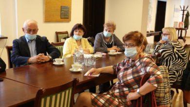 Spotkanie w Resursie w sprawie powołania Rady Seniorów Miasta Żyrardowa